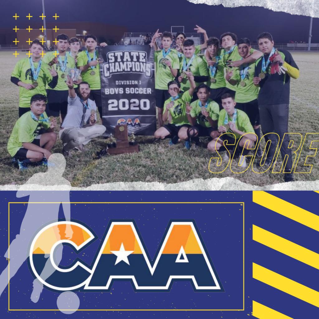 high school boys soccer championship azcaa