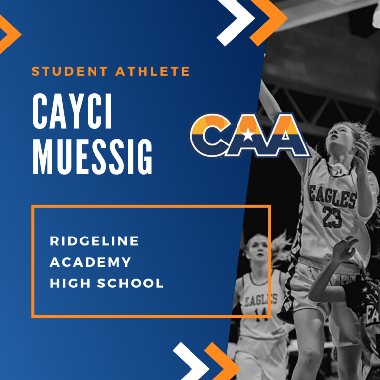 student athlete basketball Arizona caa